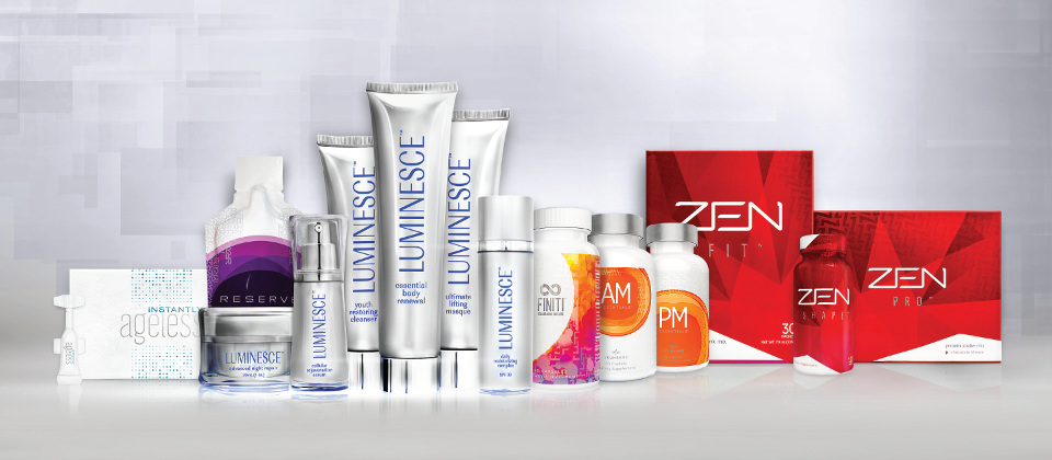 Jeunesse Products in Canada